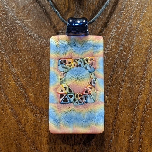 Jeff Heath - Tile Pendant