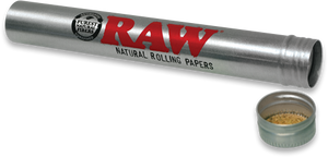 RAW Aluminum Cone Tube