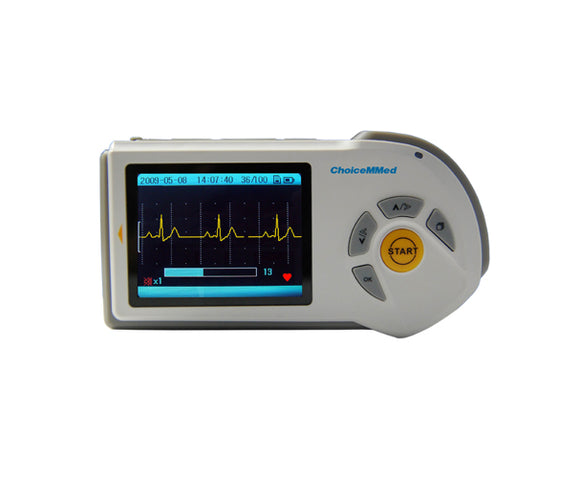 Choice MD100E Handheld ECG Monitor