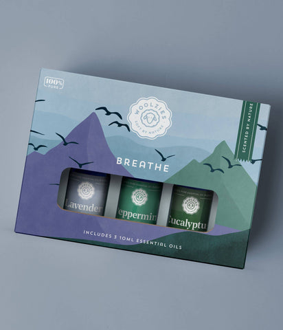 Breathe Essential Oil Collection
