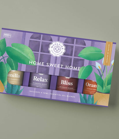 Woolzies Home Sweet Home Essential Oil Collection