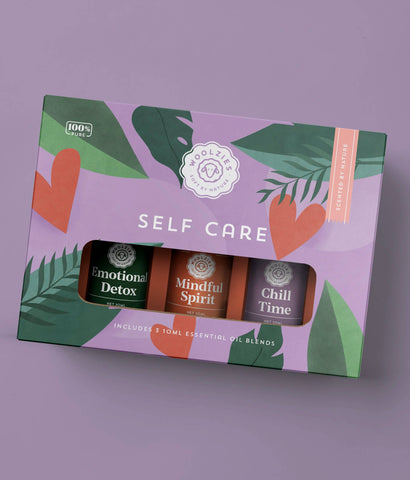 Woolzies Self Care Essential Oils Collection