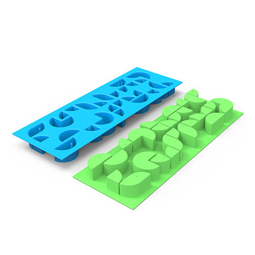 Puzzle icetray