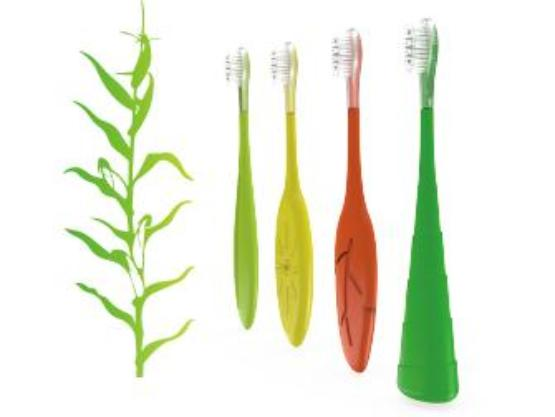 Kids toothbrush - Change 4 seasons, brush 4 fun