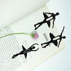 Ballerina bookmark