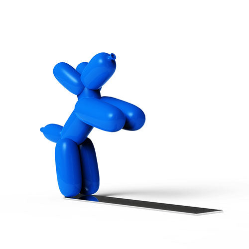 Balloon dog Book end