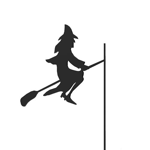 Witch bookend