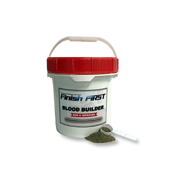 Blood Builder Horse Supplements large