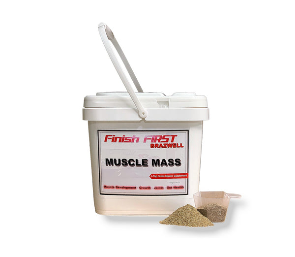 Finish First Equine Brazwell Muscle Mass