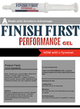 Finish First Equine Performance Gel