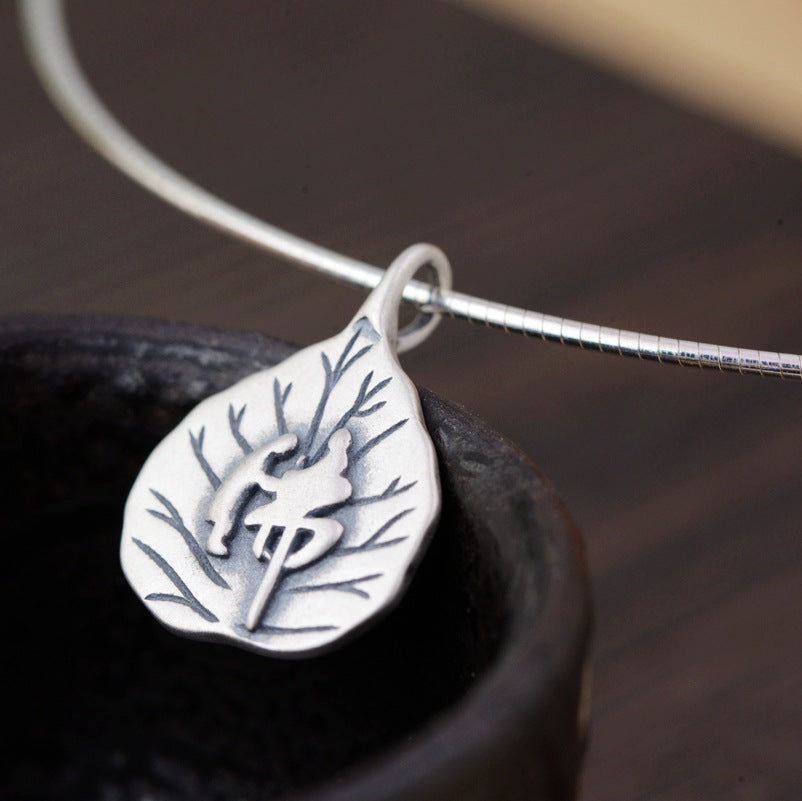 925 sterling silver buddhist pendant adora boutique aloadofball Image collections