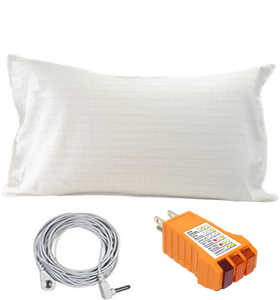 Grounding Conductive Pillow Case - Ground Smart