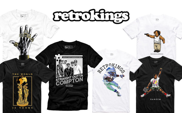 7181123b327861 These Throwback Shirts Are Fit for a Retro King