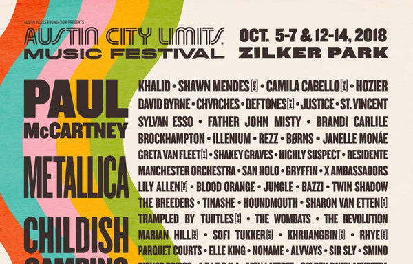 Image result for paul mccartney ACL FEST