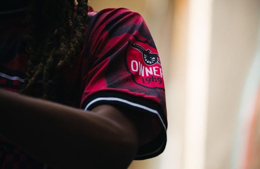 plata o plomo futbol jersey by 8&9 clothing co streetwear brand from miami on thedrop