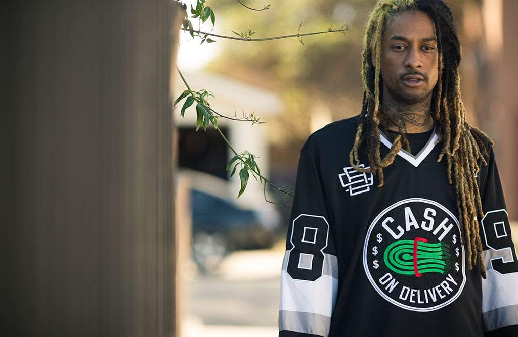 hood scouts cod hockey jersey by 8&9 Mfg Clothing streetwear brand on thedrop