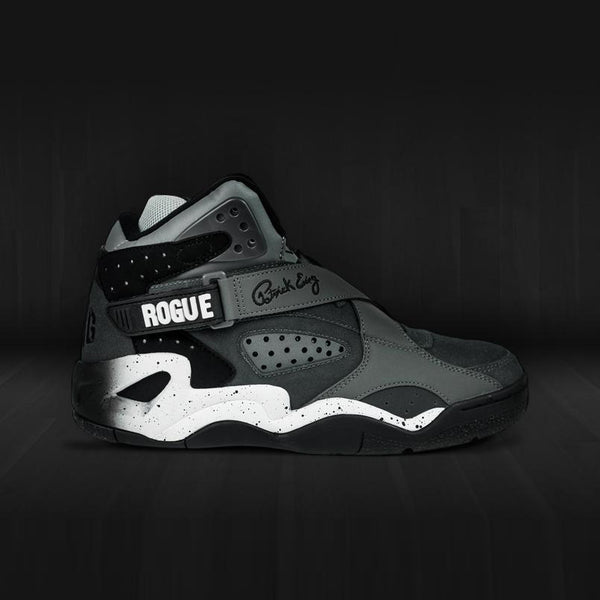ewing athletics by patrick ewing nba legend rogue Speckle shadow / reflective sneaker drop lacednlit