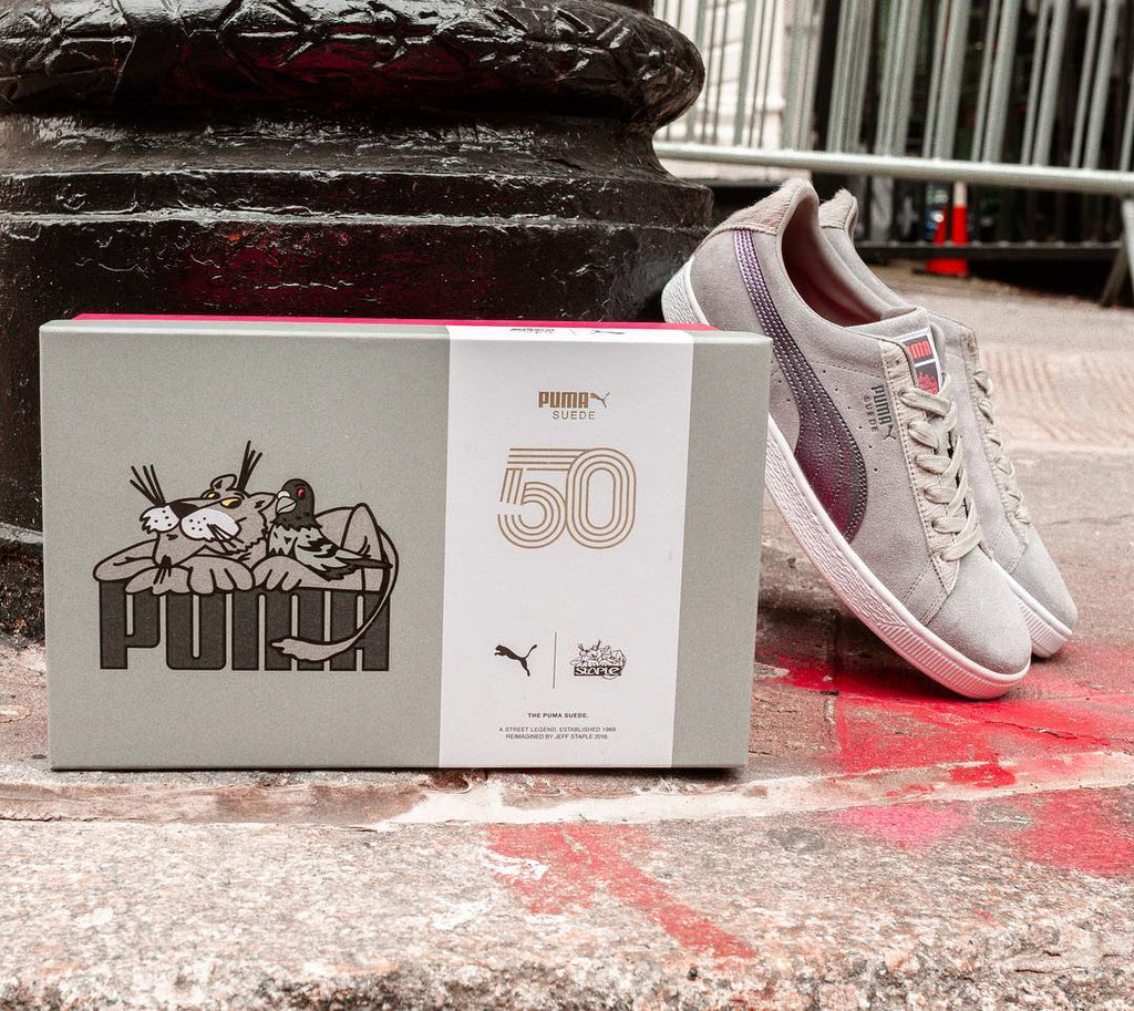 promo code 72301 4e646 SNEAKER DROP: Staple Pigeon Drops New Limited Edition Puma ...