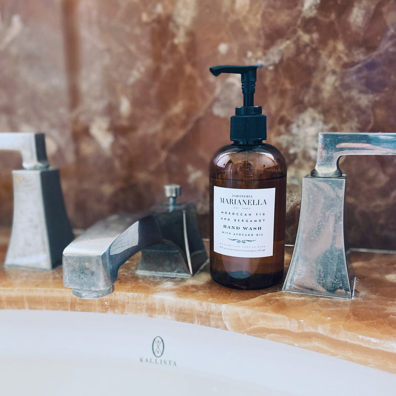 Moroccan Fig and Bergamot Hand Wash