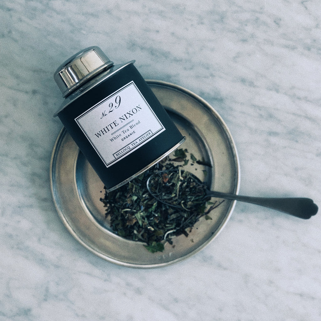 BELLOCQ Tea Atelier | White Nixon