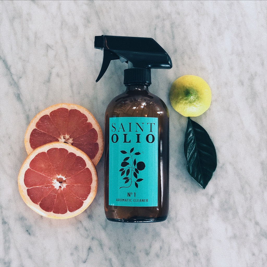 Nº1 Citron Aromatic Cleaner