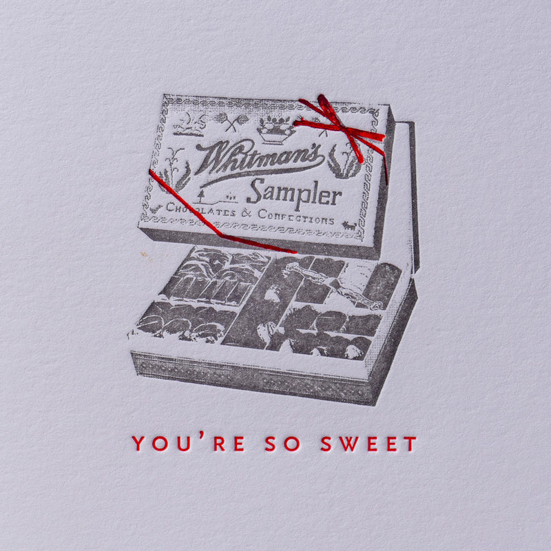You're So Sweet Card