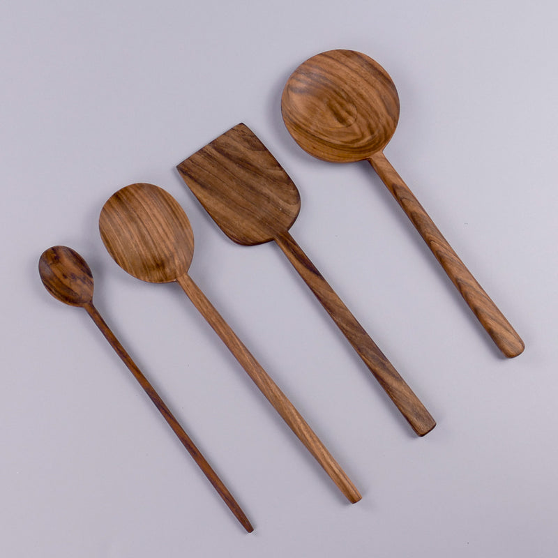Walnut Spoon - Scraper