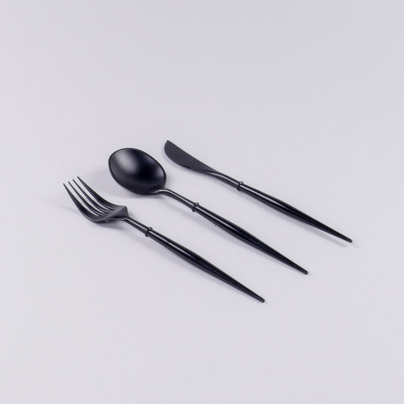 Serving Set - Blackened