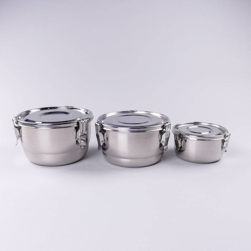 12cm Airtight Container