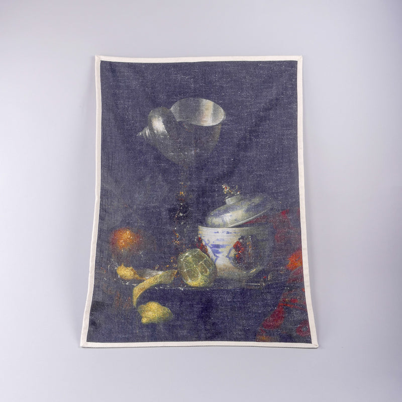Bacchus Tea Towel