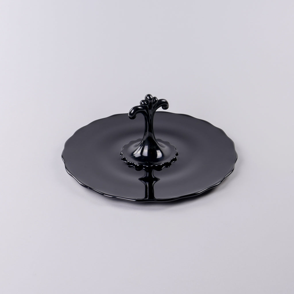 Tidbit Tray - Black