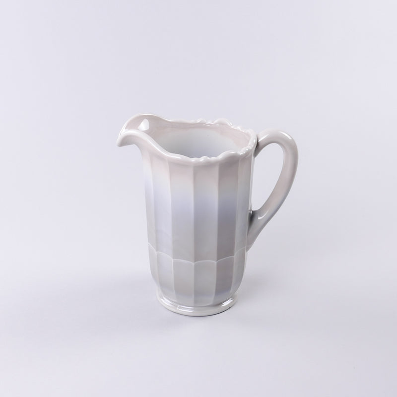 Pitcher - Grey Marble