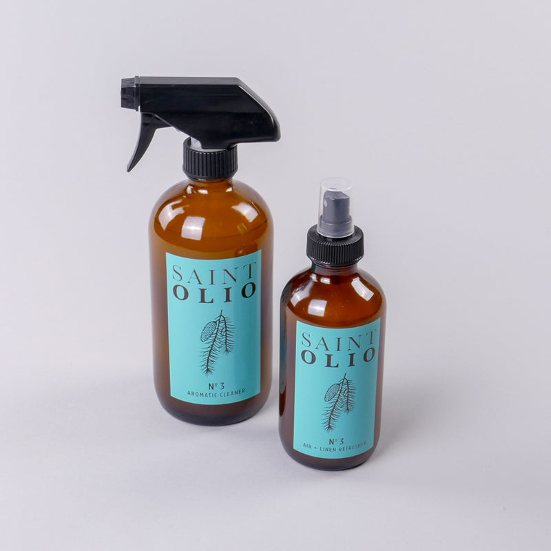 Nº3 Sitka Aromatic Cleaner