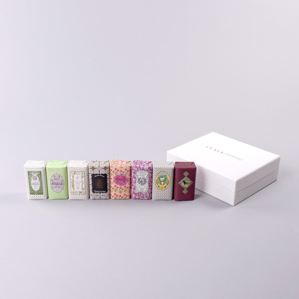 Mini Classico Soaps - Set of 8