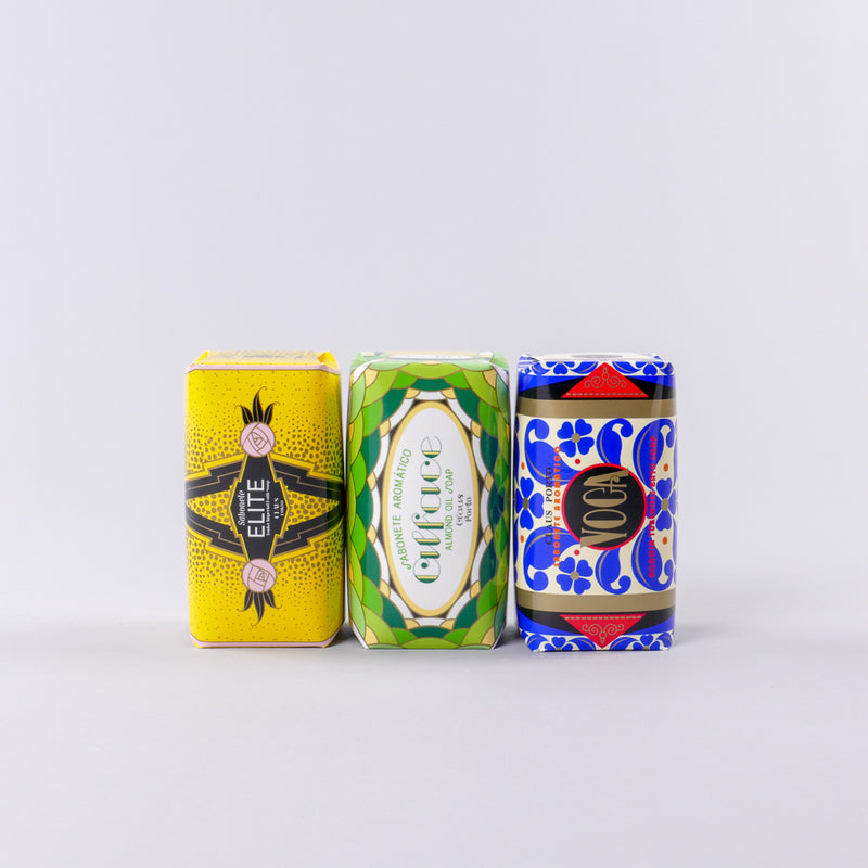 Soap Trio - Deco II