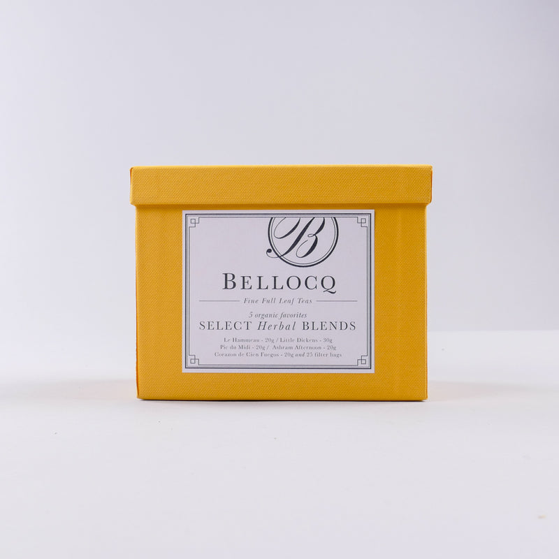 BELLOCQ Tea Atelier | Signature Blends Sample Box