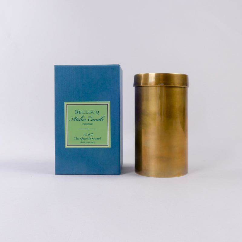 BELLOCQ Atelier Candle | The Queen's Guard