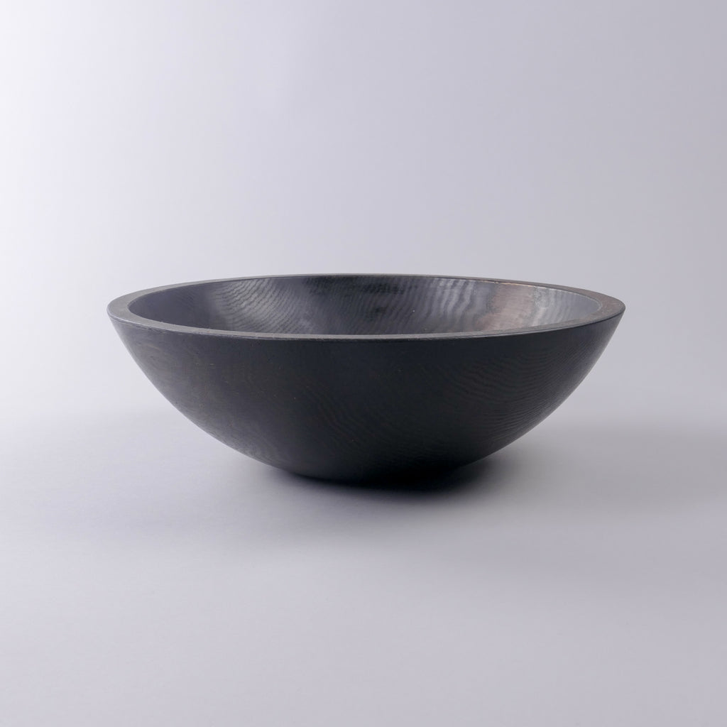 Black Ebonized Bowl