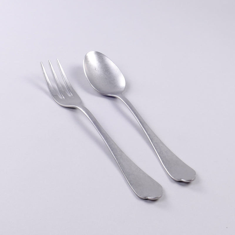 Match Pewter | Footed Salt Cellar w/ Spoon