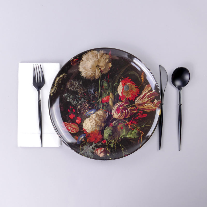Antwerp Melamine Plates - Set of 4