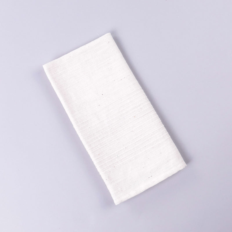 Blue And White Cocktail Napkin