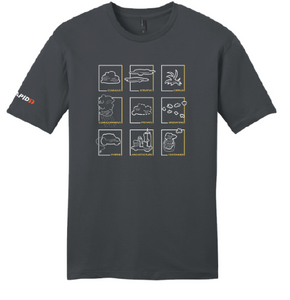 AWS 2019 T-Shirts - Men's