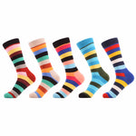5 Pair Stripe Socks