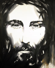 Christ Eyes Fine Art Print 16x20 Big Bundle