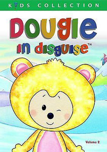 Dougie in disguise is a charming series of animated tales from Spain which encourage imaginative play. Dougie is a curious kid who loves to play with sticker albums and is never without his friend, Tim the dog. Curiosity and imagination
