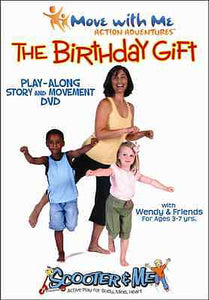 Birthday Gift: Play-Along Story & Yoga Movement (DVD)