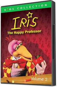 Iris: The Happy Professor Vol. 2 (DVD)