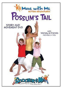Possum's Tail: Kid's Yoga (DVD)