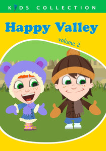 Happy Valley Vol. 2 (DVD)