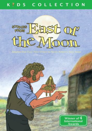 Stories From East of the Moon (DVD)